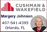 Margery Johnson - Cushman and Wakefield - Orlando, Florida 32801, USA